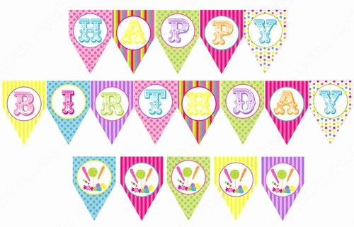 Happy Birthday Letters to Print Best Of Printable Birthday Banner Letters