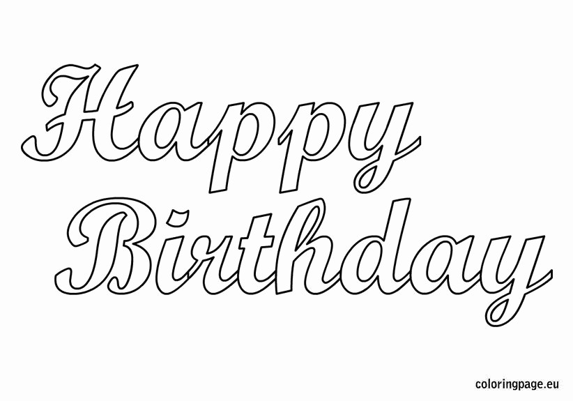 Happy Birthday Letters to Print Lovely Bubble Letters Happy Birthday Mom