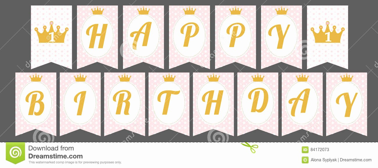 Happy Birthday Letters to Print New Happy Birthday Letters to Print Printable 360 Degree