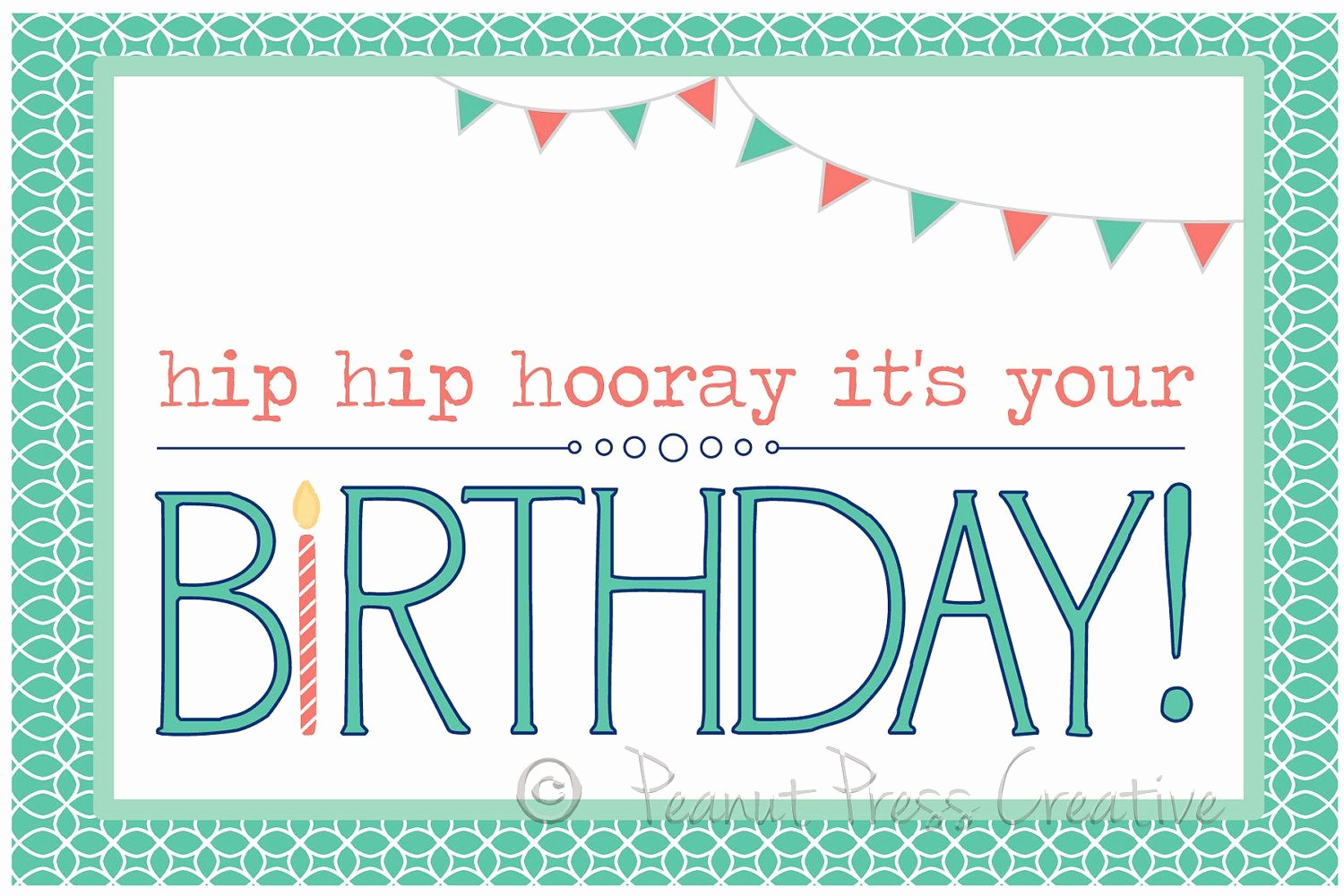 Happy Birthday Signs to Print Awesome Printable Birthday Card Google Search