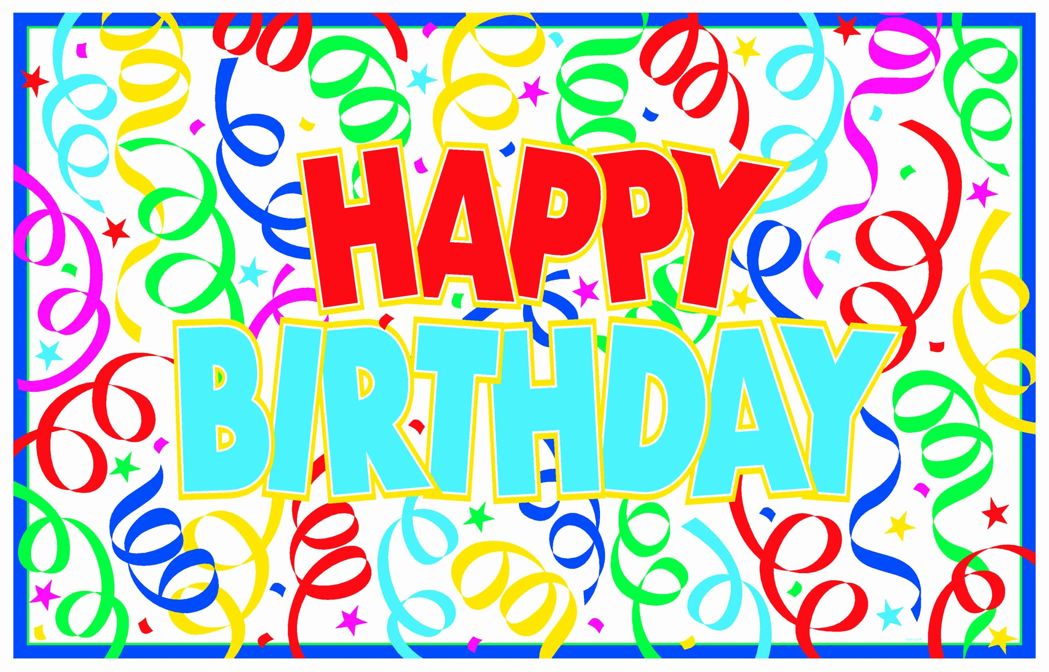 Happy Birthday Signs to Print Beautiful 6 Best Of Printable Birthday Banners and Signs