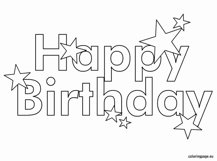 Happy Birthday Signs to Print Elegant Free Printable Happy Birthday Signs Happy Birthday Signs