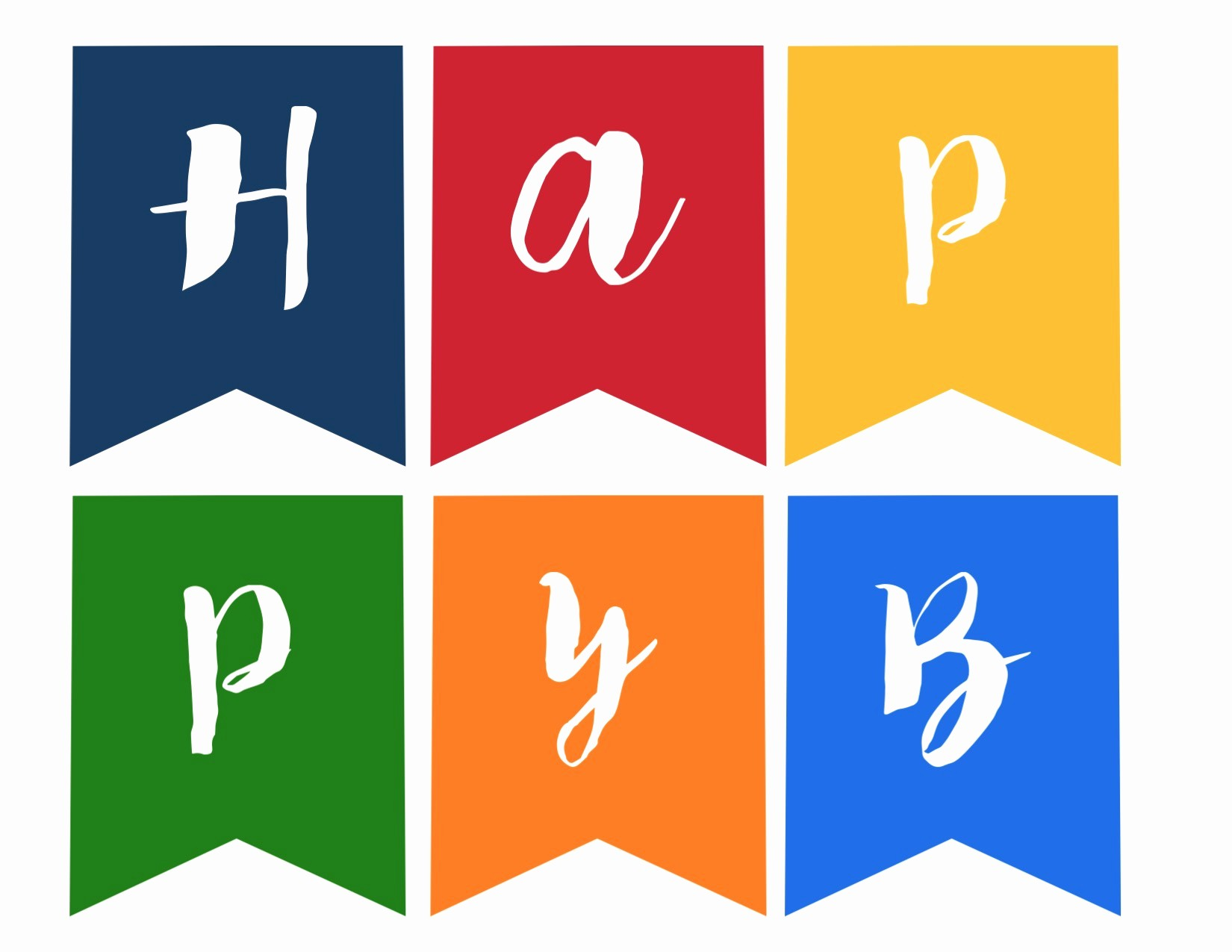 Happy Birthday Signs to Print Elegant Happy Birthday Banner Free Printable Paper Trail Design