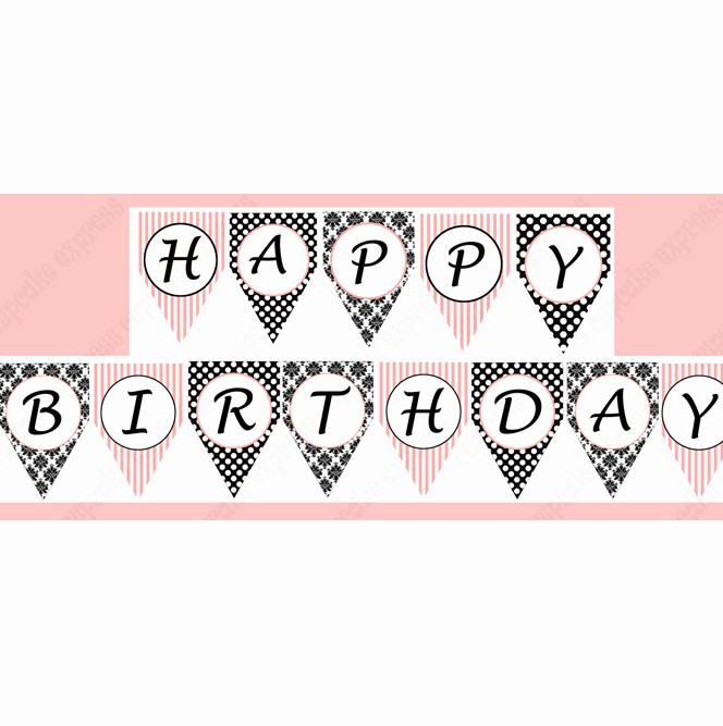 Happy Birthday Signs to Print Inspirational 8 Best Of Printable Birthday Banners Free