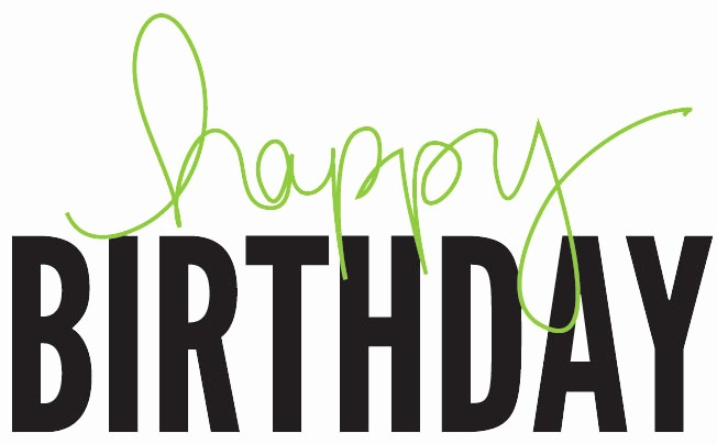 Happy Birthday Signs to Print Inspirational Happy Birthday Printables Clipart Best