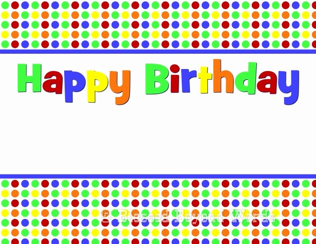 Happy Birthday Signs to Print New 6 Best Of Printable Birthday Party Sign Happy