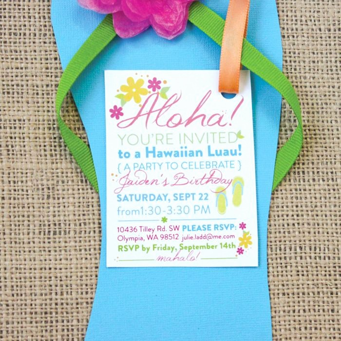 Hawaiian Party Invitation Template Free Best Of Best 20 Luau Party Invitations Ideas On Pinterest
