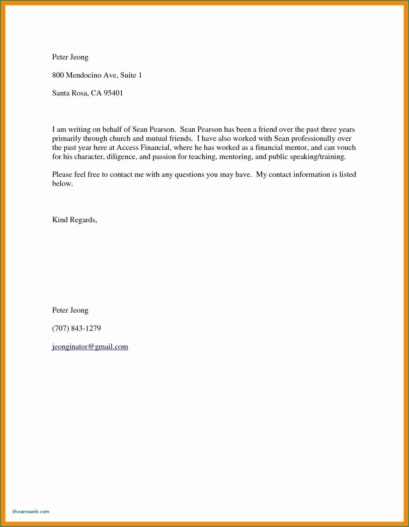 Heading for Letter Of Recommendation Unique 32 Reference Letter Heading format Sample Resume