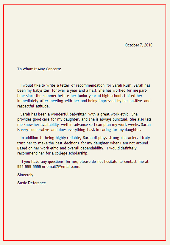 Health Care Letter Of Recommendation Fresh Bahasa Inggris