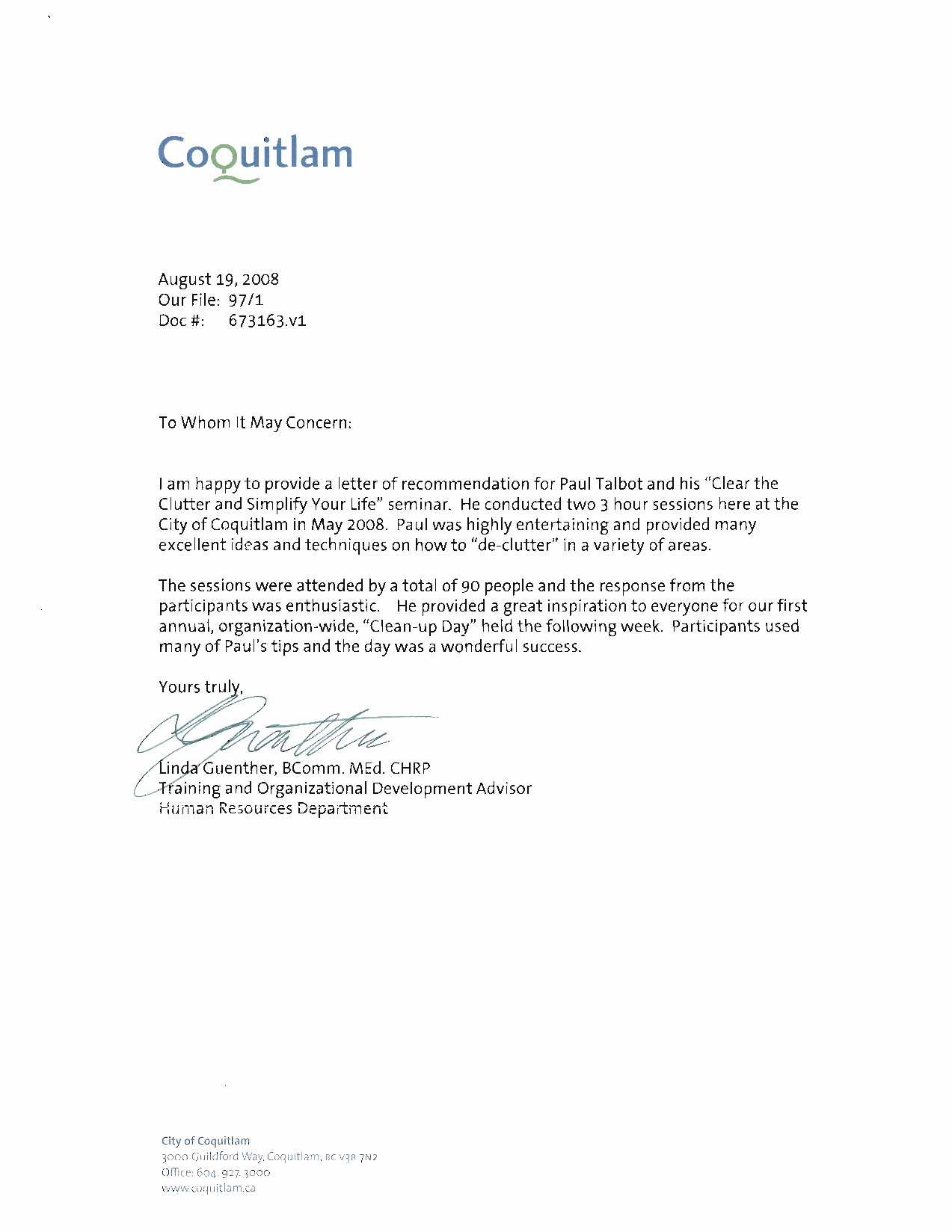 Health Care Letter Of Recommendation Luxury Re Mendation Letter for Secretary Best Template Collection