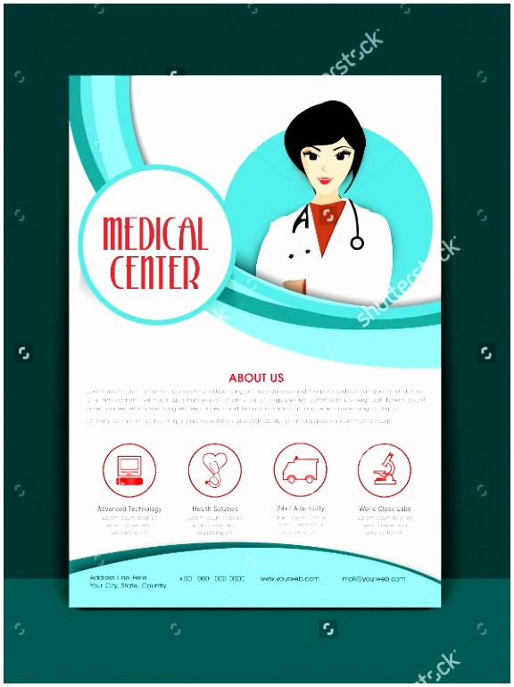 Healthcare Brochure Templates Free Download Beautiful 6 Free Medical Brochure Templates for Word Otaay