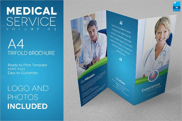 Healthcare Brochure Templates Free Download Elegant Medical Brochure Templates – 41 Free Psd Ai Vector Eps