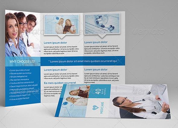 Healthcare Brochure Templates Free Download Fresh Healthcare Brochure Templates Free Download Csoforumfo