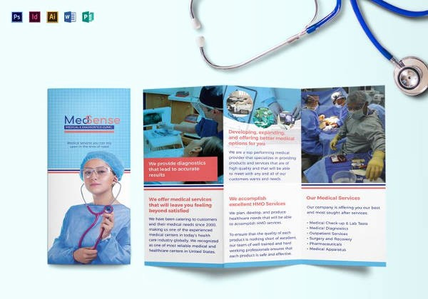 Healthcare Brochure Templates Free Download Lovely Medical Brochure Templates – 41 Free Psd Ai Vector Eps
