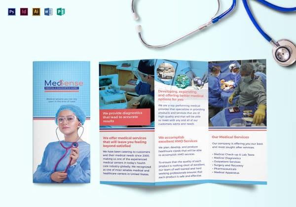 Healthcare Brochure Templates Free Download Lovely Medical Brochure Templates – 41 Free Psd Ai Vector Eps
