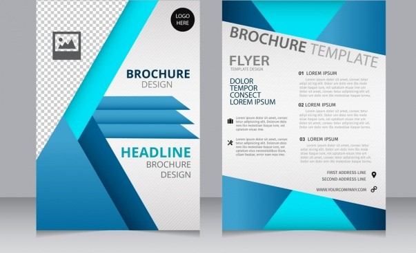 Healthcare Brochure Templates Free Download Lovely Pages Template Brochure Csoforumfo
