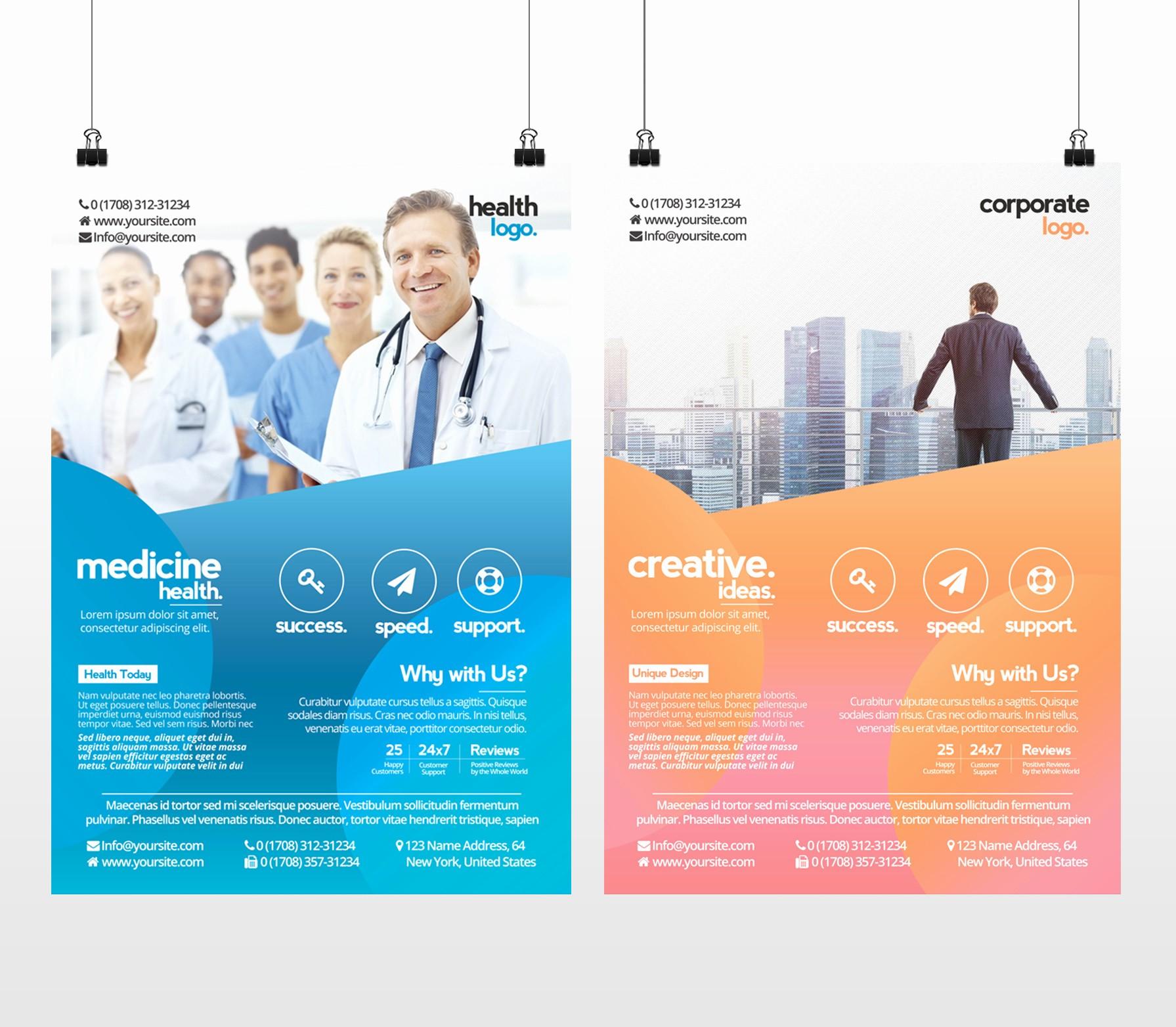 Healthcare Brochure Templates Free Download Luxury Free Health Flyer Templates Yourweek 2beb9feca25e