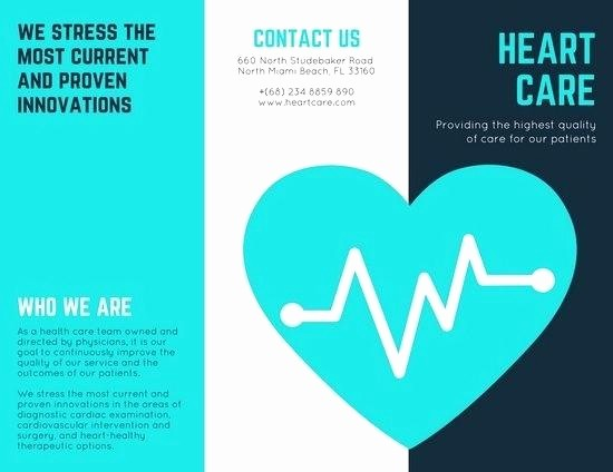 Healthcare Brochure Templates Free Download Luxury Healthcare Brochure Templates Free Download Medical Clinic