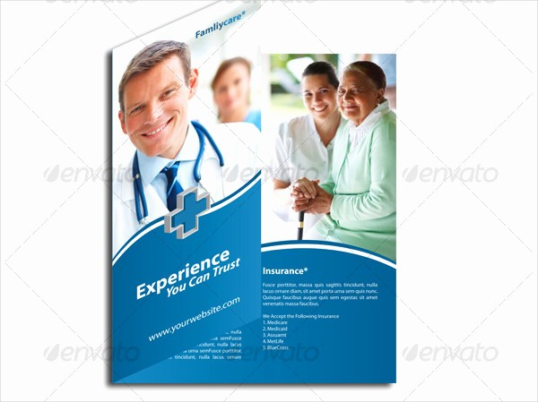 Healthcare Brochure Templates Free Download Unique 29 Medical Brochure Templates Free & Premium Download