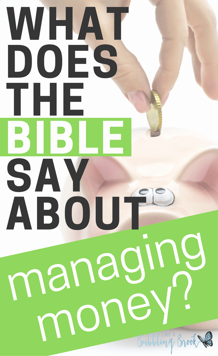 Help Me Manage My Money Inspirational What Does the Bible Say About Money Management