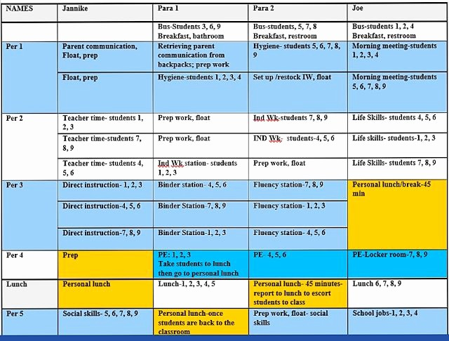 High School Class Schedule Example Awesome High School Schedule Examples 1000 Ideas About Schedule
