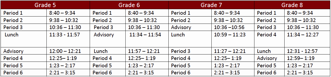 High School Class Schedule Example Luxury High School Block Scheduling Examples Homeschool High