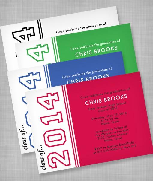 High School Graduation Program Template Elegant High School Graduation Invitation Template – Download & Print