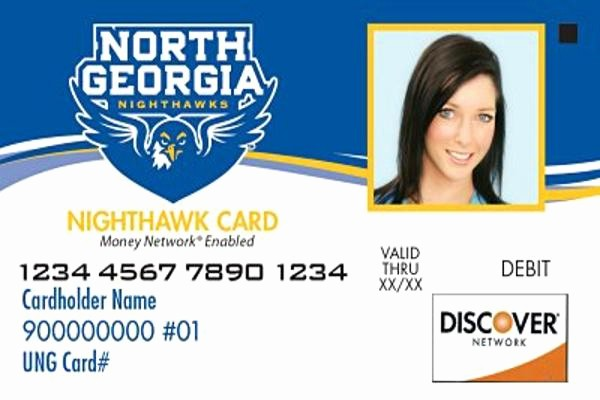 High School Id Card Template Beautiful New Ung Card Will Bine Student Id Refund Cards