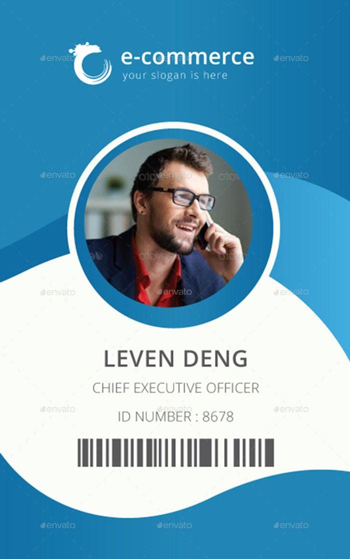 High School Id Card Template Fresh 15 Best Id Card Template Design In Psd and Ai Designyep
