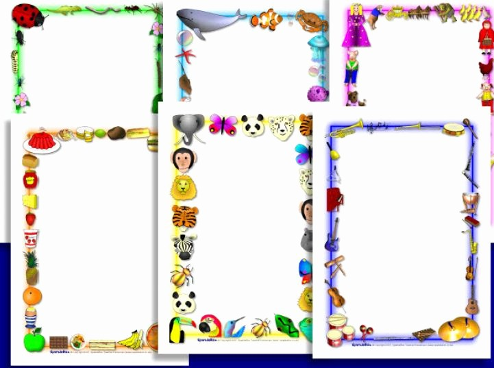Holiday Border for Microsoft Word Awesome Free Page Borders for Microsoft Word Download Free Clip