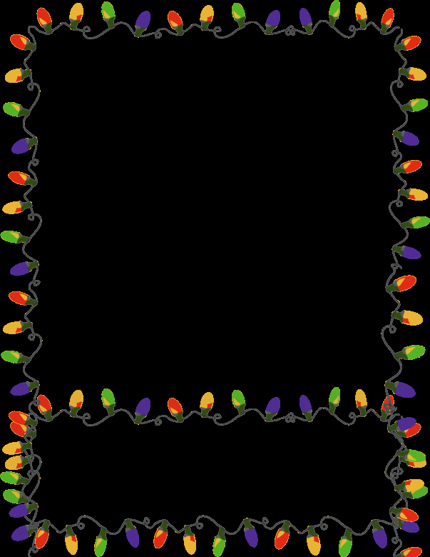 Holiday Border for Microsoft Word Lovely Christmas Border Clip Art Microsoft Cliparts