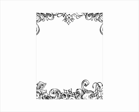 Holiday Page Borders for Word New 19 Holiday Border Templates Free Psd Vector Eps Png