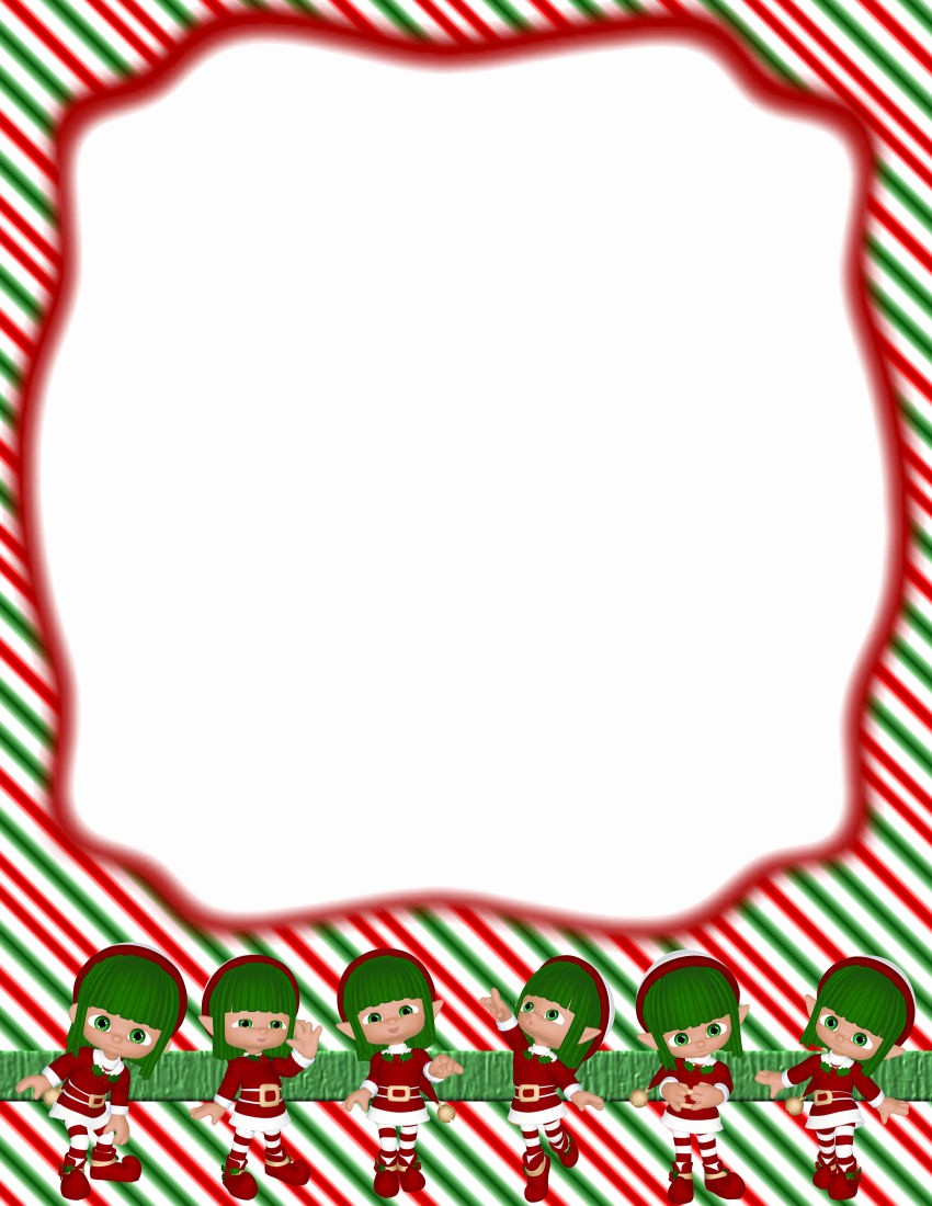 Holiday Paper Templates Free Download Awesome Christmas 2 Free Stationery Template Downloads