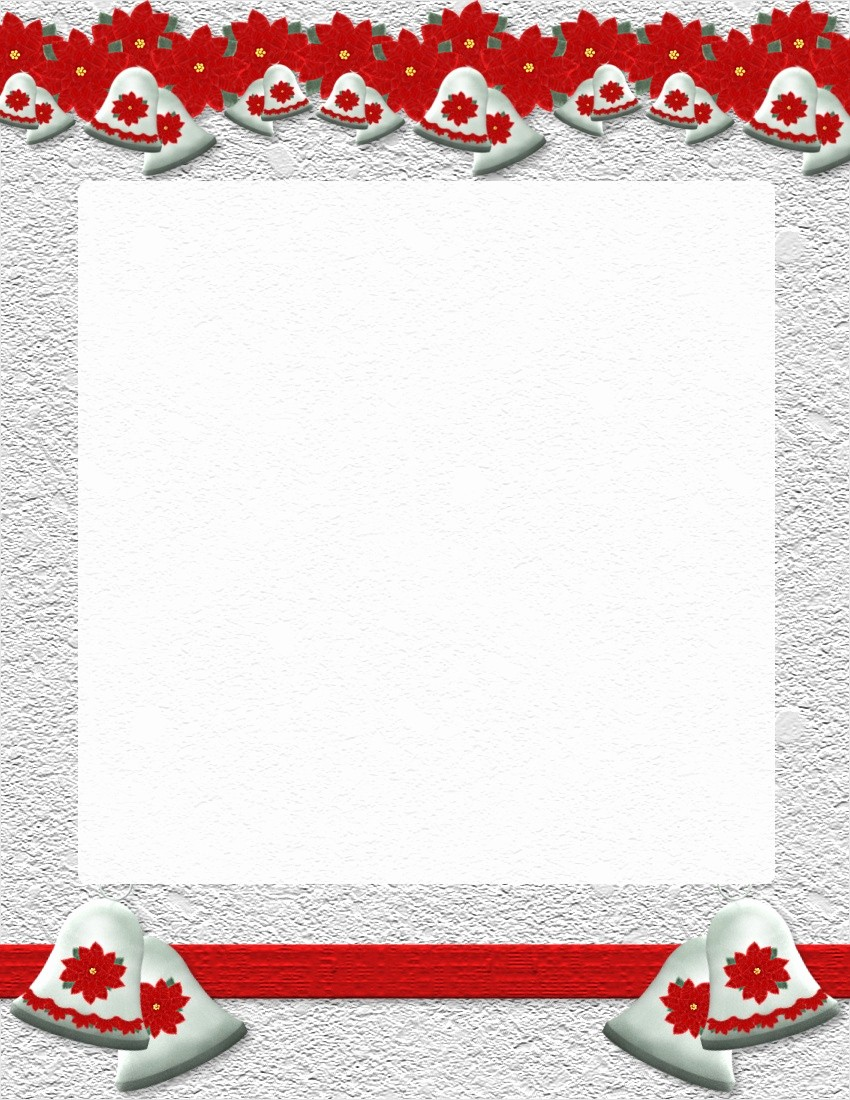 Holiday Paper Templates Free Download Fresh Christmas 2 Free Stationery Template Downloads