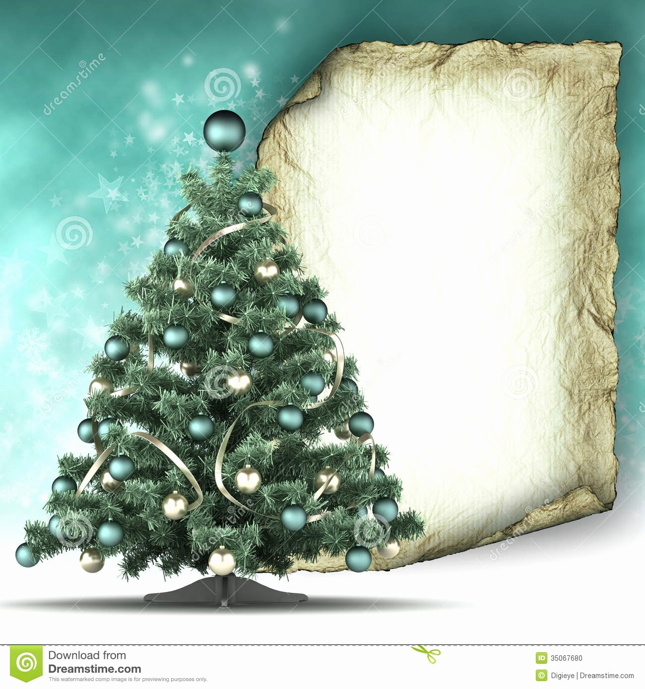 Holiday Paper Templates Free Download Luxury Christmas Card Template Xmas Tree and Paper Sheet Stock