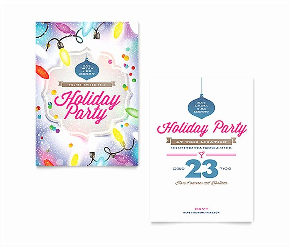Holiday Party Invitations Template Word Inspirational 26 Free Printable Invitation Templates Ms Word Download