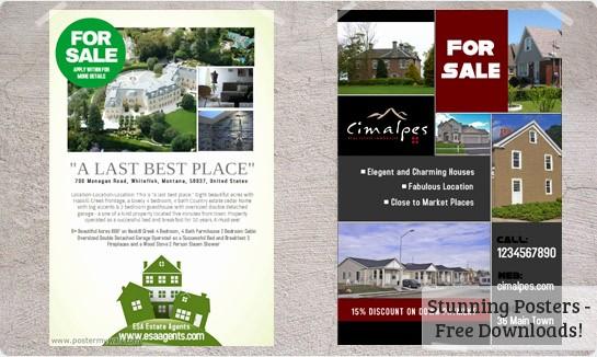Home for Sale Flyer Templates Best Of 13 Real Estate Flyer Templates Excel Pdf formats