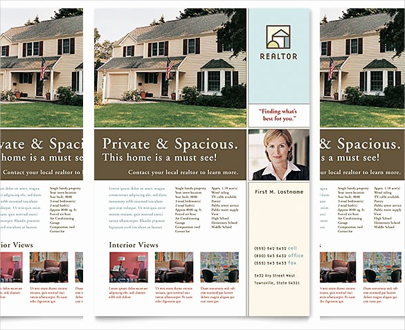 Home for Sale Flyer Templates Unique 33 Free Download Real Estate Flyer Templates Psd Ai