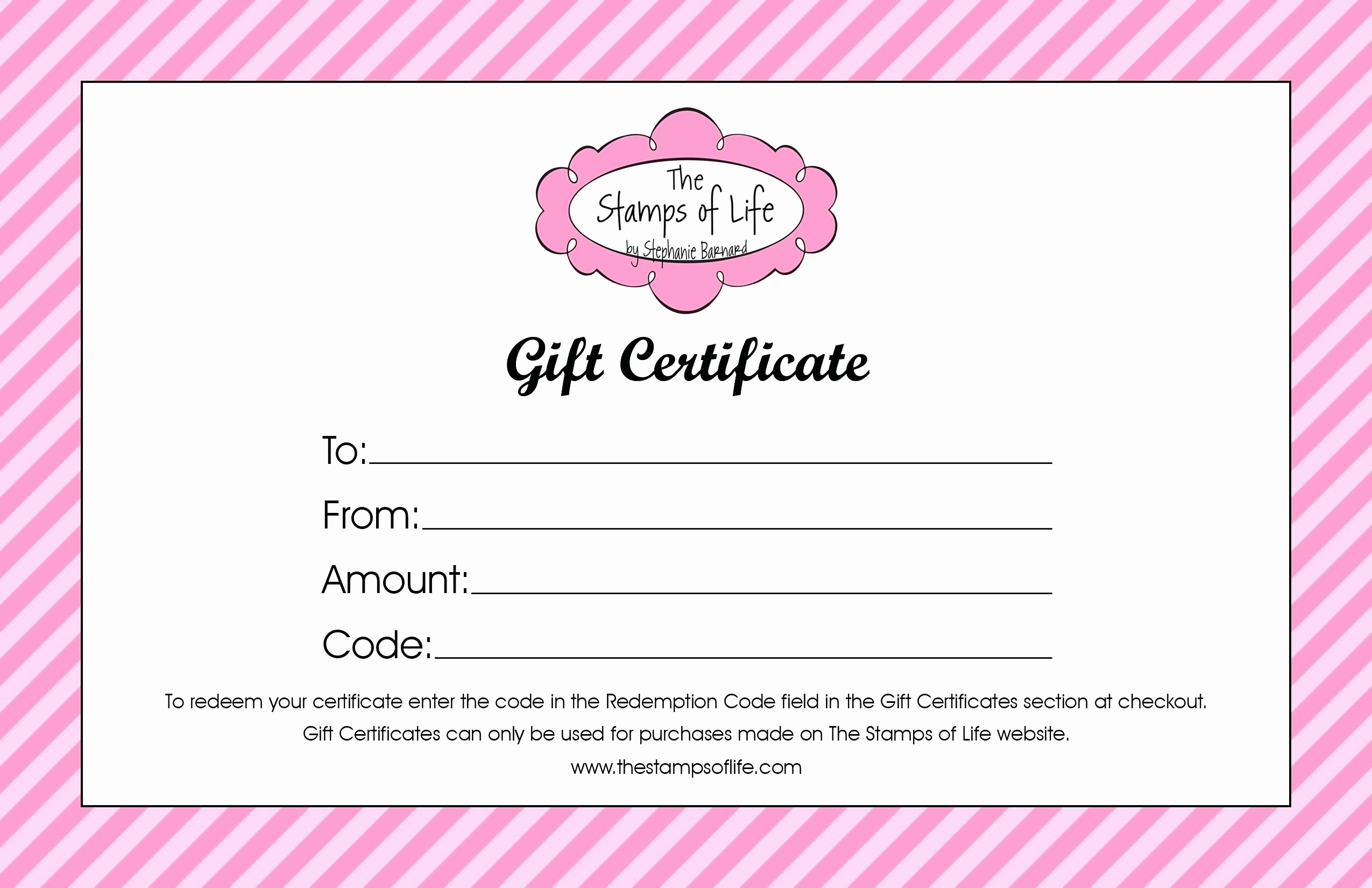 Homemade Gift Certificate Templates Free Elegant Template Birthday Gift Coupon Template