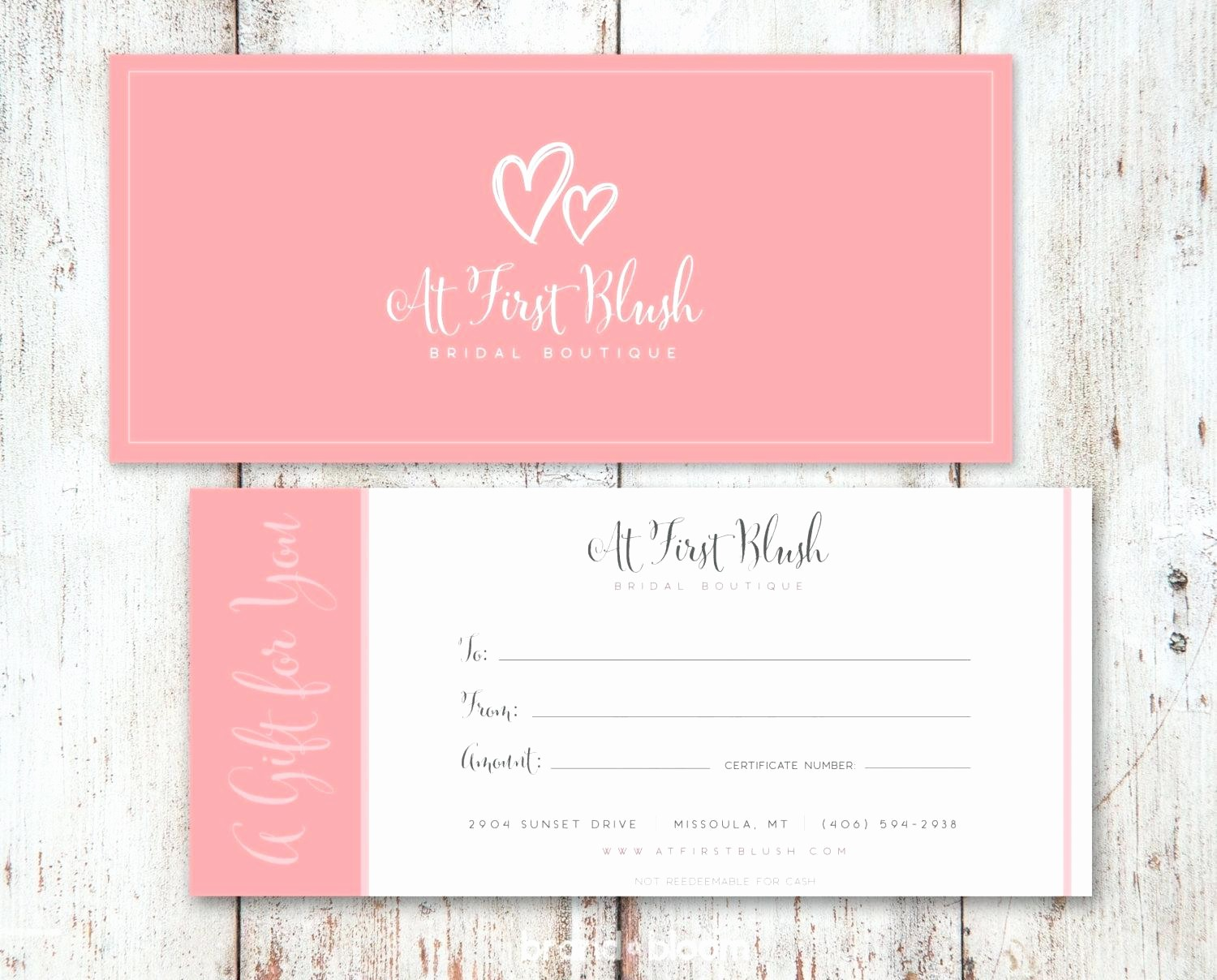 Homemade Gift Certificate Templates Free Inspirational Homemade Gift Certificate Templates Staruptalent