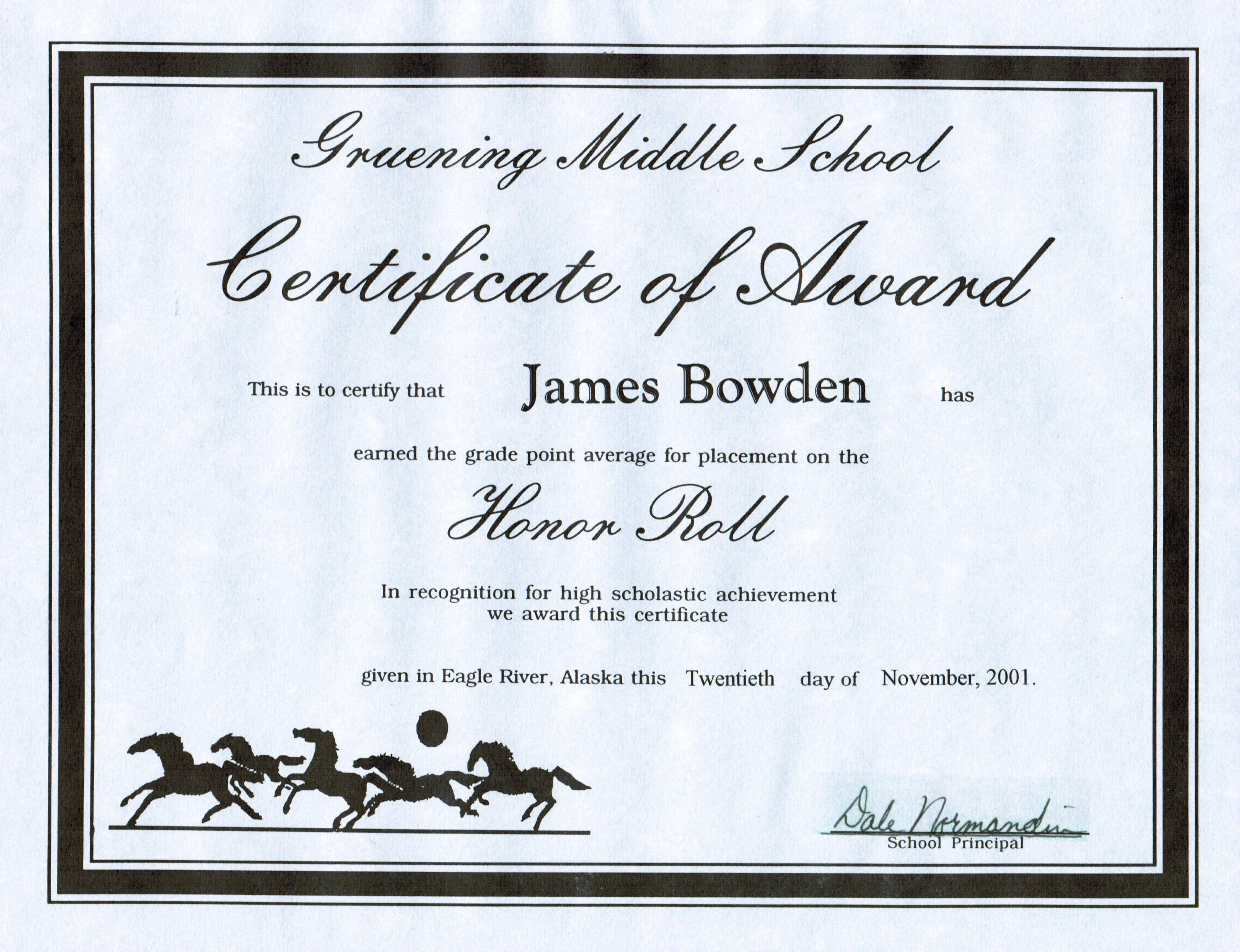 Honor Roll Certificate Template Word Beautiful Award Certificate Template for Word Copy Honor Roll