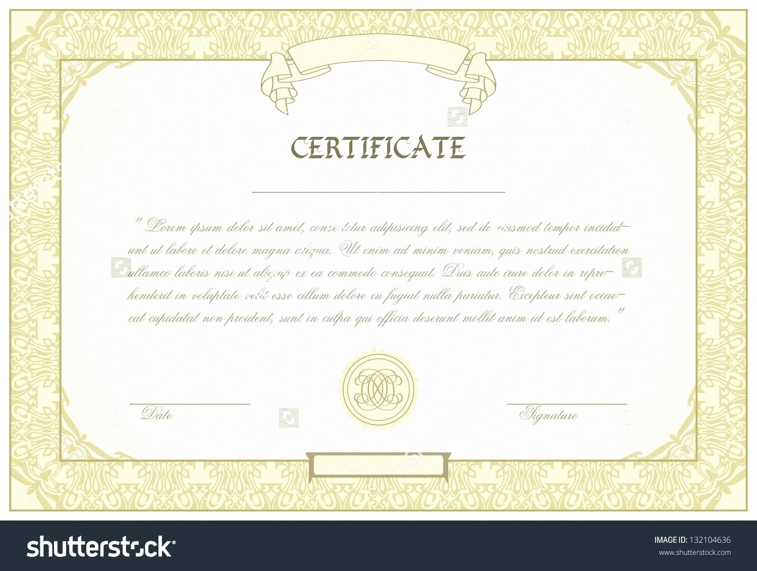 Honor Roll Certificate Template Word Luxury Template Baptism Certificate Template Word Honor Roll