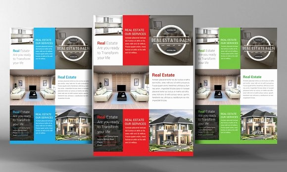 House for Sale Flyer Template Inspirational 9 Real Estate Sale Flyers Editable Psd Ai Vector Eps