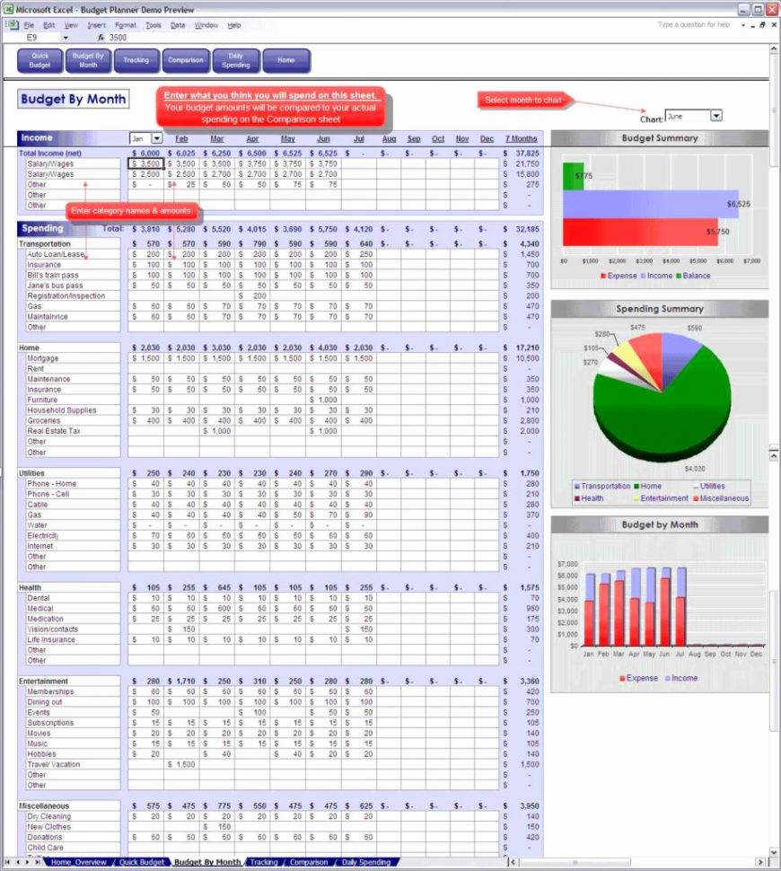 Household Budget Spreadsheet Template Free Inspirational Bud Spreadsheet Excel Ms Excel Spreadsheet Excel