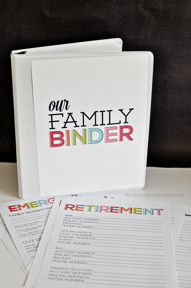 How to Create A Binder Awesome Medical Binder