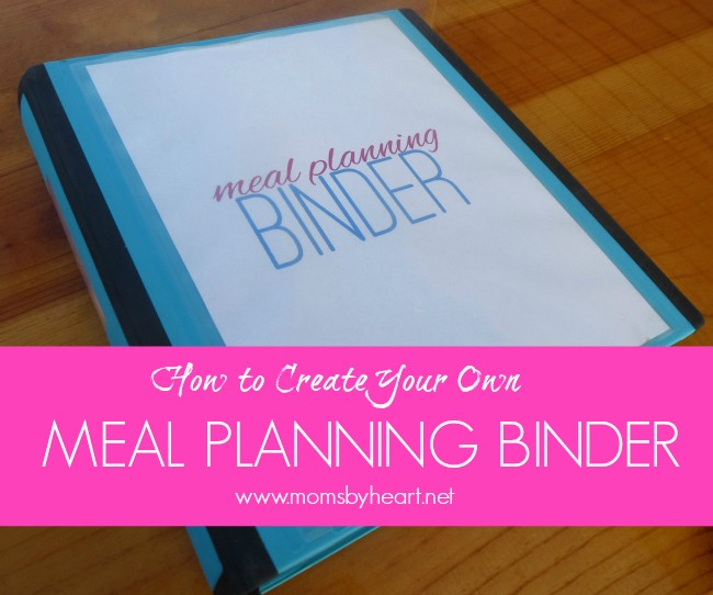 How to Create A Binder Best Of Create Your Own Meal Planning Binder – Day 8