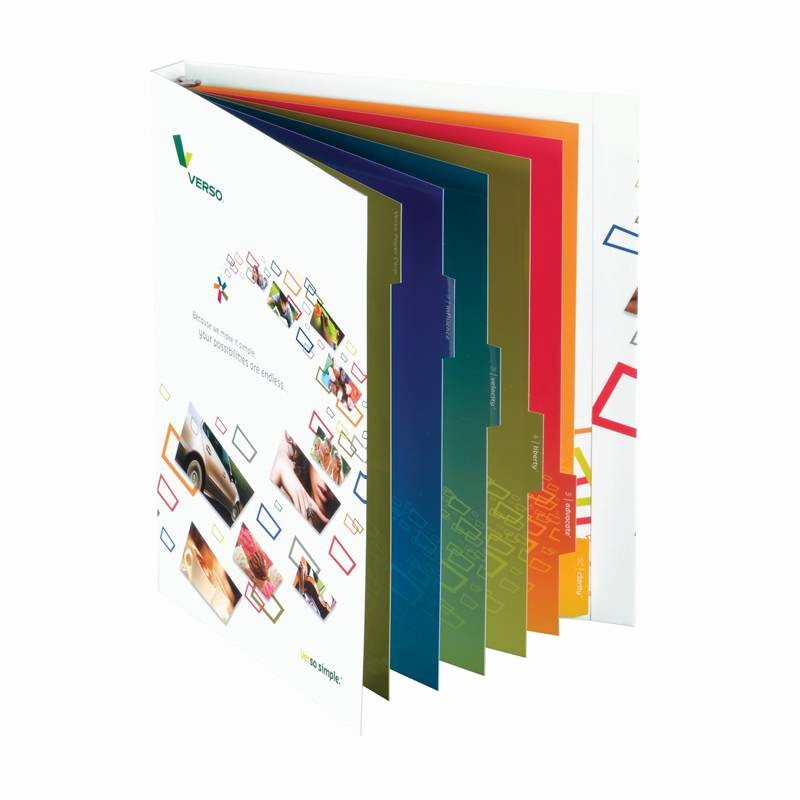 How to Create A Binder Fresh Presentation Binders A Versatile Folder Binder Hybrid