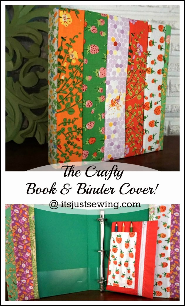 How to Create A Binder Lovely How to Make A Fabric Binder Cover