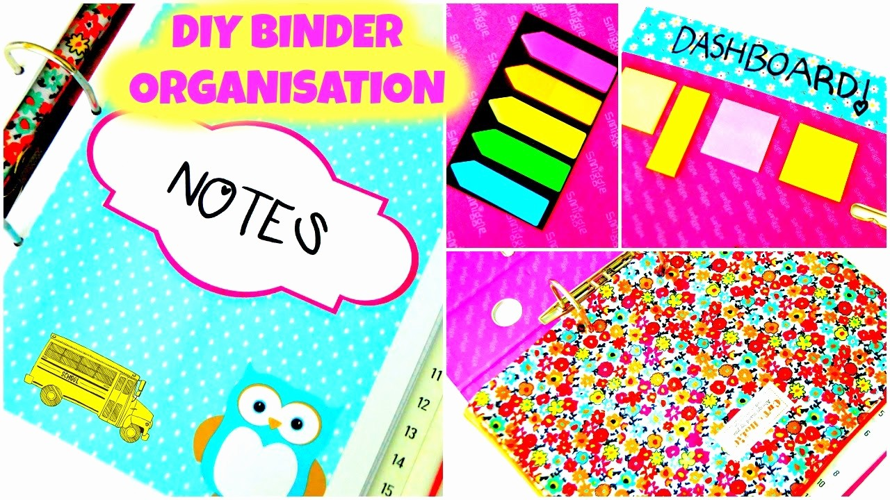 How to Create A Binder New Diy organization Binder