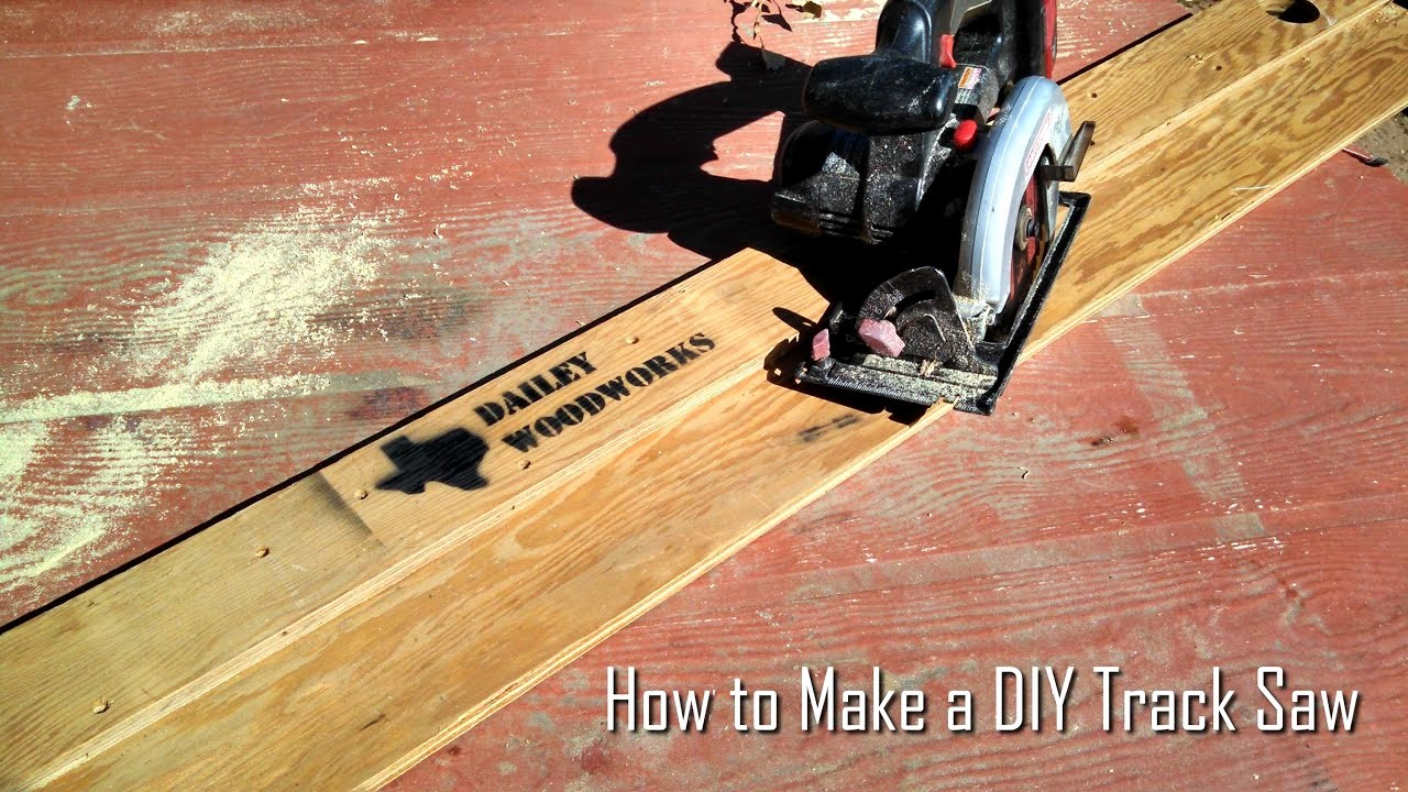 How to Create A Tracker Best Of How to Make A Diy Track Saw